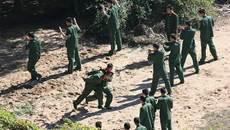 Lính biên phòng Trung Quốc cấp tập học tiếng Triều Tiên