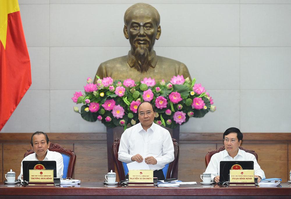 Thủ tướng: Không để tái diễn rớt giá như thịt lợn