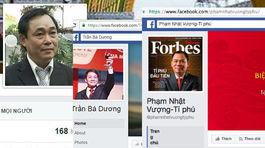 Doanh nhân Việt, nỗi khổ vì bị mạo danh trên Facebook