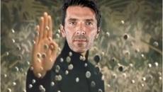Video Buffon hóa dị nhân khiến Barca, Monaco chào thua