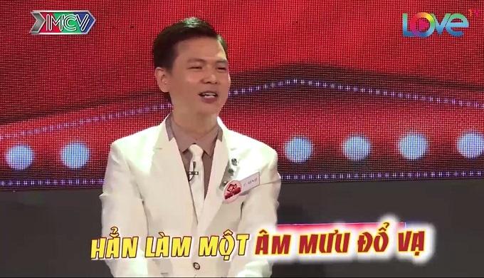Gương mặt phu thê, MC Quyền Linh, gameshow, hôn nhân, nói xấu chồng