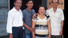 Hôm nay ông Huỳnh Văn Nén sẽ nhận đủ tiền bồi thường