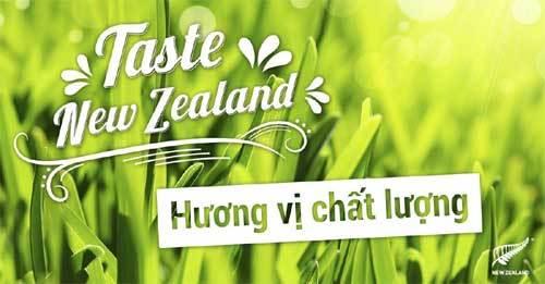Hơn 70 sản phẩm New Zealand lên kệ Lazada Việt Nam