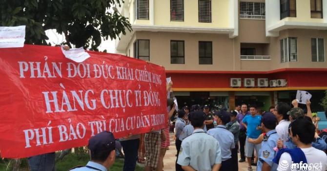 chung cư Hà Nội, bảo lãnh ngân hàng, giao dịch bất động sản