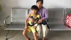 Cha tai nạn, mẹ đau đớn phát hiện con mắc ung thư máu