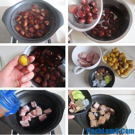 Biến tấu món ngon lạ miệng từ thịt lợn