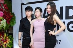 Yan My hội ngộ học trò Hà Hồ tại sự kiện