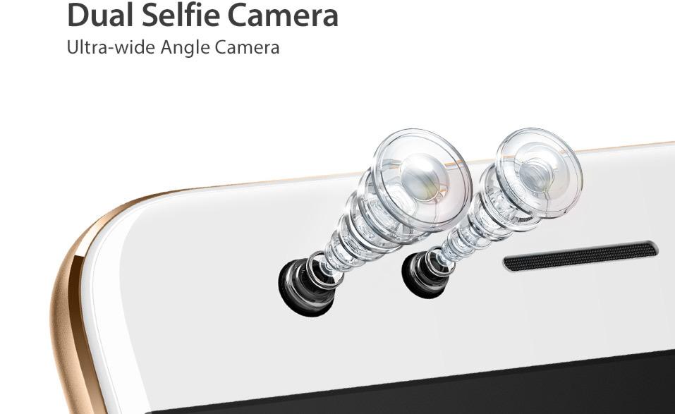 Oppo F3, camera kép, selfie góc rộng,
