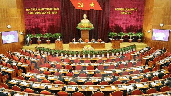 Vũ Ngọc Hoàng, Hội nghị Trung Ương 5, Kinh tế nhà nước, Kinh tế tư nhân
