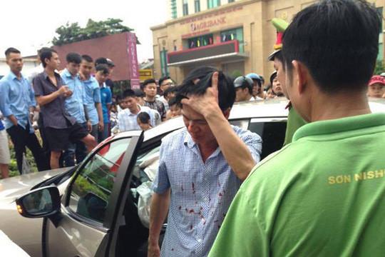 Viện trưởng VKSND huyện Kinh Môn gây tai nạn liên hoàn