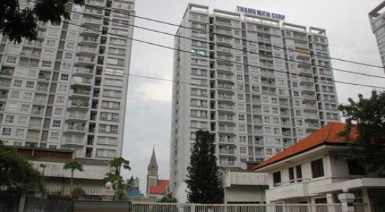 mua nhà, chung cư Hà Nội, dự án thế chấp ngân hàng
