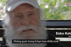 Chân dung 'Người sắt' 72 tuổi siêu phàm