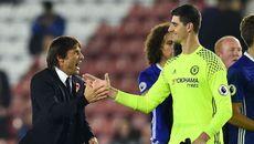 Chelsea giữ Courtois, UEFA ra tay cứu Ramos