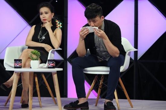 Phía sau chuyện đau lòng khiến Trấn Thành, Cẩm Ly phải khóc
