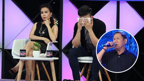 Cẩm Ly xúc động trước tình bạn đẹp của chú Lý Văn Phước