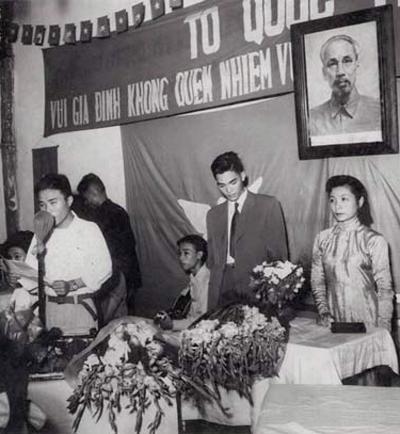 nhà văn Lê Tự, đám cưới xưa, thời bao cấp