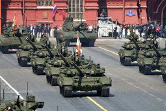 Xem trước diễu binh hoành tráng trên Quảng trường Đỏ