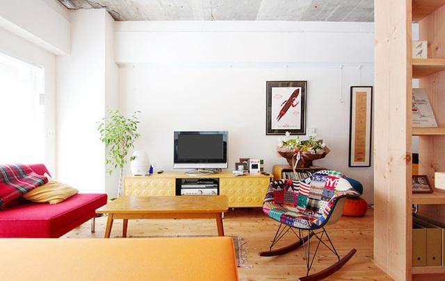 căn hộ 25m2, chung cư
