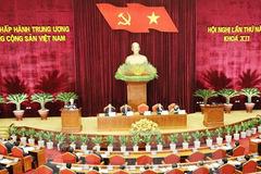 Khai mạc Hội nghị Trung ương 5