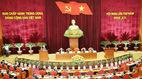 Thông cáo báo chí ngày đầu làm việc của hội nghị TƯ 5