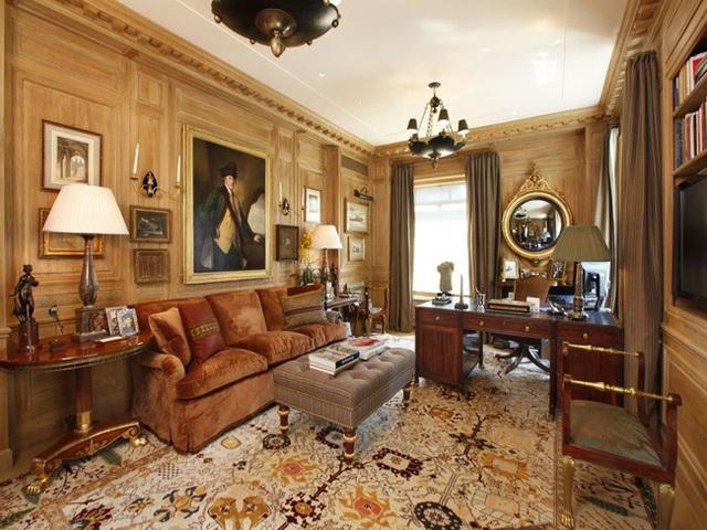 căn hộ, căn hộ dát vàng, view chung cư