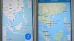 """Điện thoại Xiaomi chính hãng ở Việt Nam không có bản đồ """"đường lưỡi bò"""""""