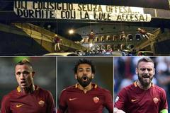Thua trận derby, cầu thủ Roma bị dọa giết