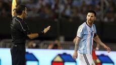 Messi thoát tội, Argentina mơ vé World Cup