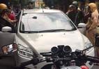 'Kiều nữ Hải Dương' vi phạm giao thông, cự cãi CSGT