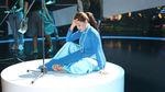 Nghệ sĩ Lê Giang quỵ ngã vì căng thẳng trên sân khấu