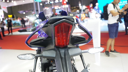 Mẫu xe mới khiến hàng loạt superbike 'thèm muốn'