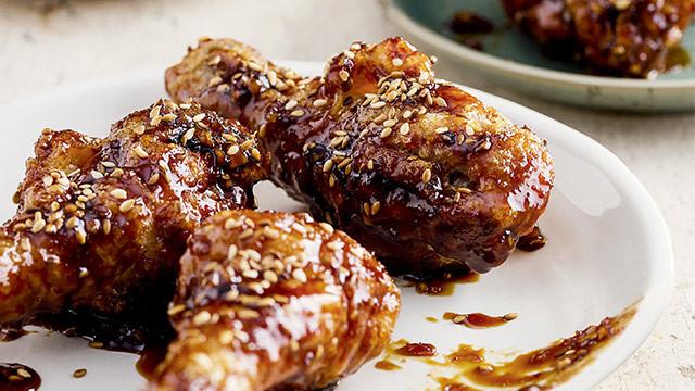 Món ngon dễ làm: Gà rán kiểu Hàn
