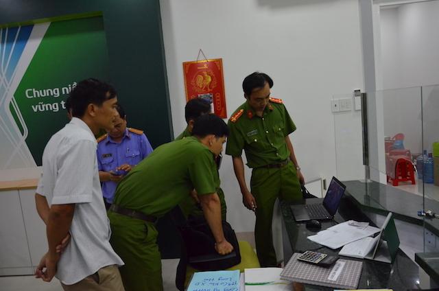 Diễn biến mới nhất vụ dùng súng cướp ngân hàng ở Trà Vinh