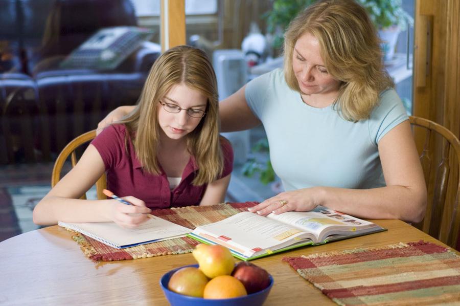 homeschool, homeschooling, học tại nhà