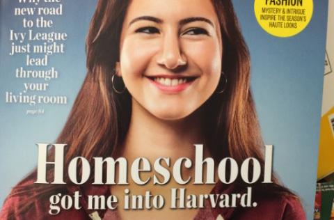 """""""Homeschool giúp tôi vào Harvard"""" che giấu điều gì?"""
