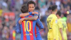 MSN khiêu vũ, Barca mở đại tiệc bàn thắng