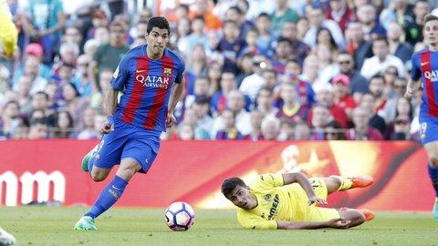 Barca vs Villarreal