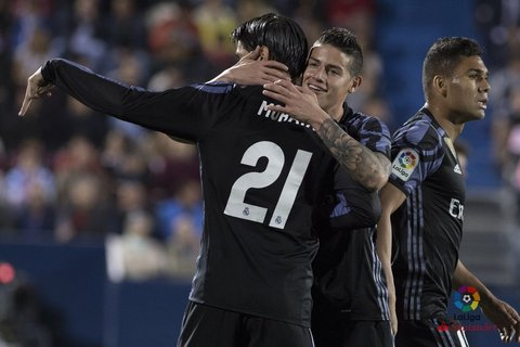 Granada vs Real Madrid