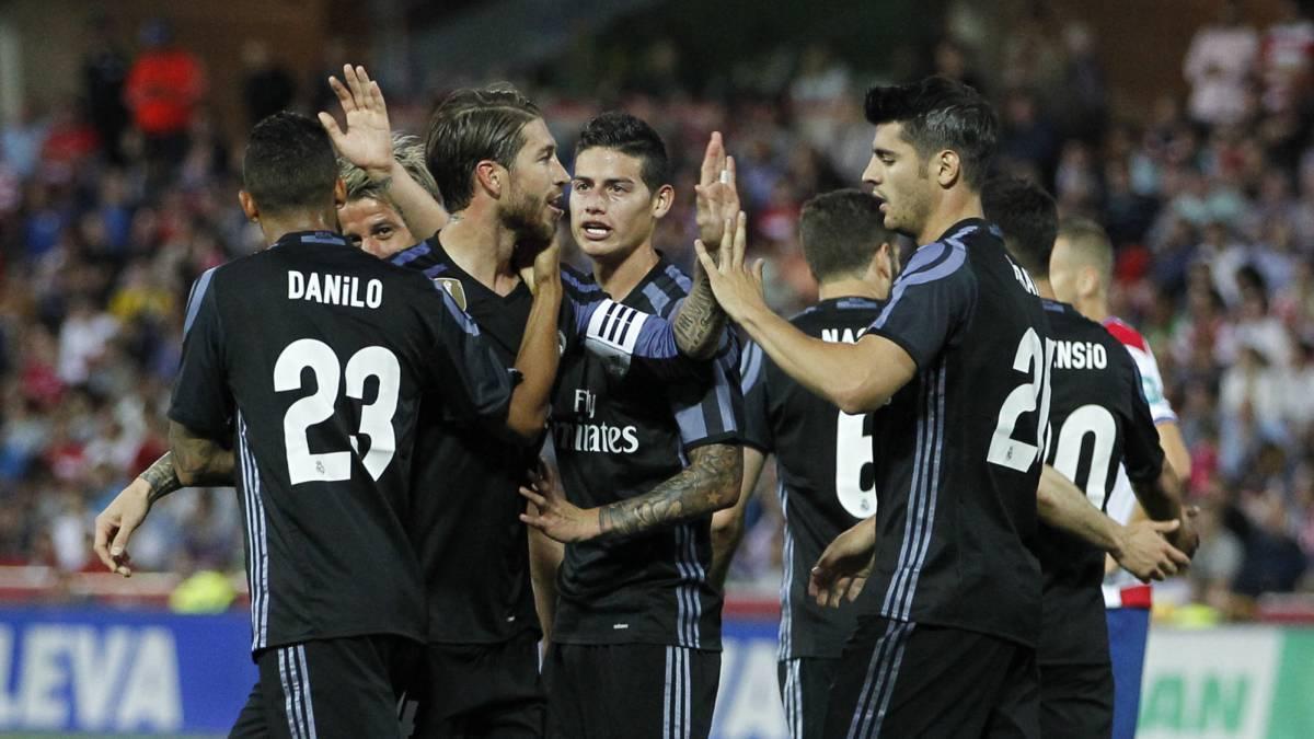Kép phụ tỏa sáng, Real bám sát Barca