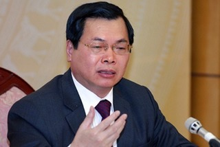 Ông Vũ Huy Hoàng không được cấp thẻ an ninh vào khu cách ly sân bay