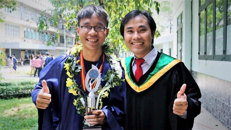 Điều đặc biệt ở 2 nhà khoa học đoạt giải Tạ Quang Bửu 2017