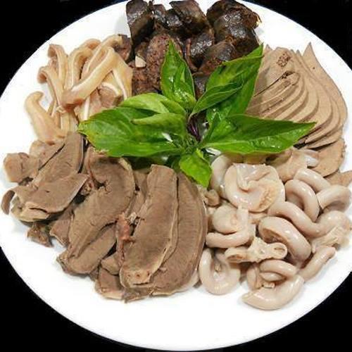thịt lợn, xúc xích, thịt bò, thực phẩm bẩn