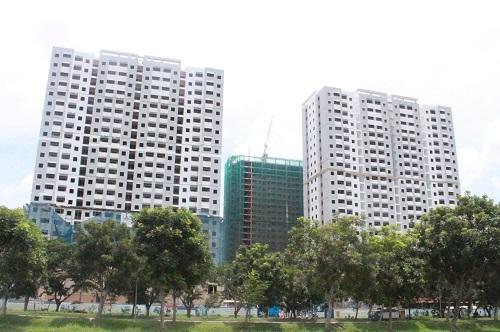 dự án thế chấp ngân hàng, mua nhà chung cư, ngân hàng nhà nước