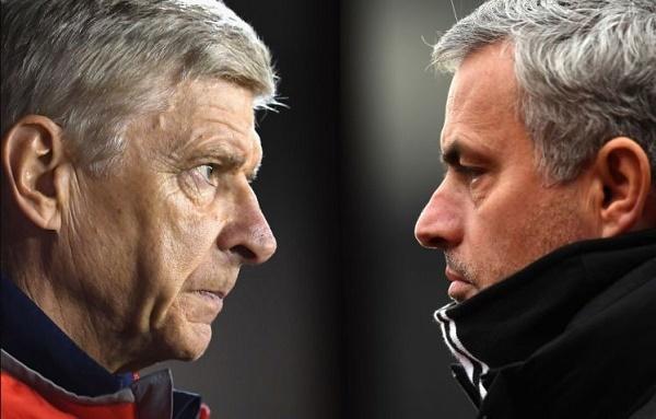 Wenger lên tiếng dạy bảo, Mourinho thốt lời vàng