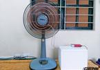 Ngày nóng, tự chế tạo quạt điều hòa chỉ với 250 nghìn đồng