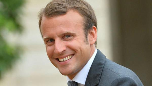 Bầu cử Tổng thống Pháp, Emmanuel Macron