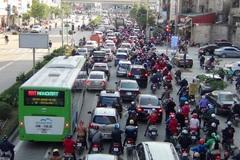 """""""Chuyển hướng"""" BRT và bài toán thêm khó của giao thông đô thị"""