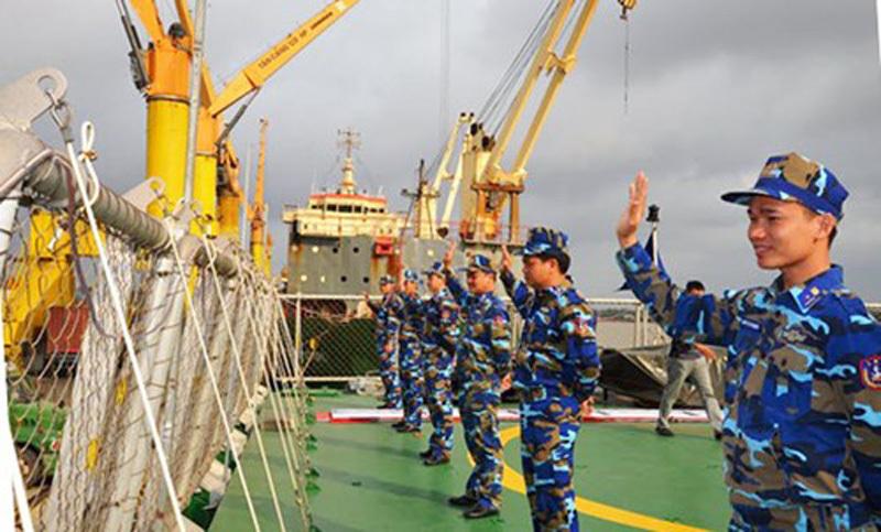 cảnh sát biển, cảnh sát biển Việt Nam