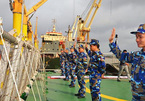 Cứu thuyền viên Trung Quốc té ngã, hôn mê ngoài biển - ảnh 5