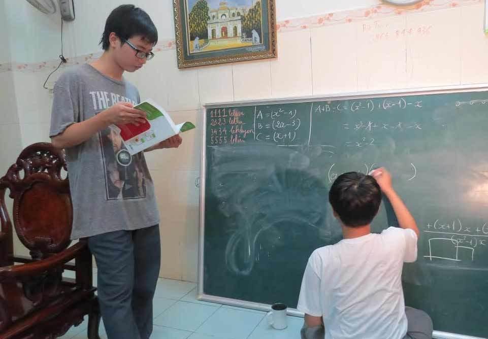 homeschooling, học ở nhà, đổi mới giáo dục,